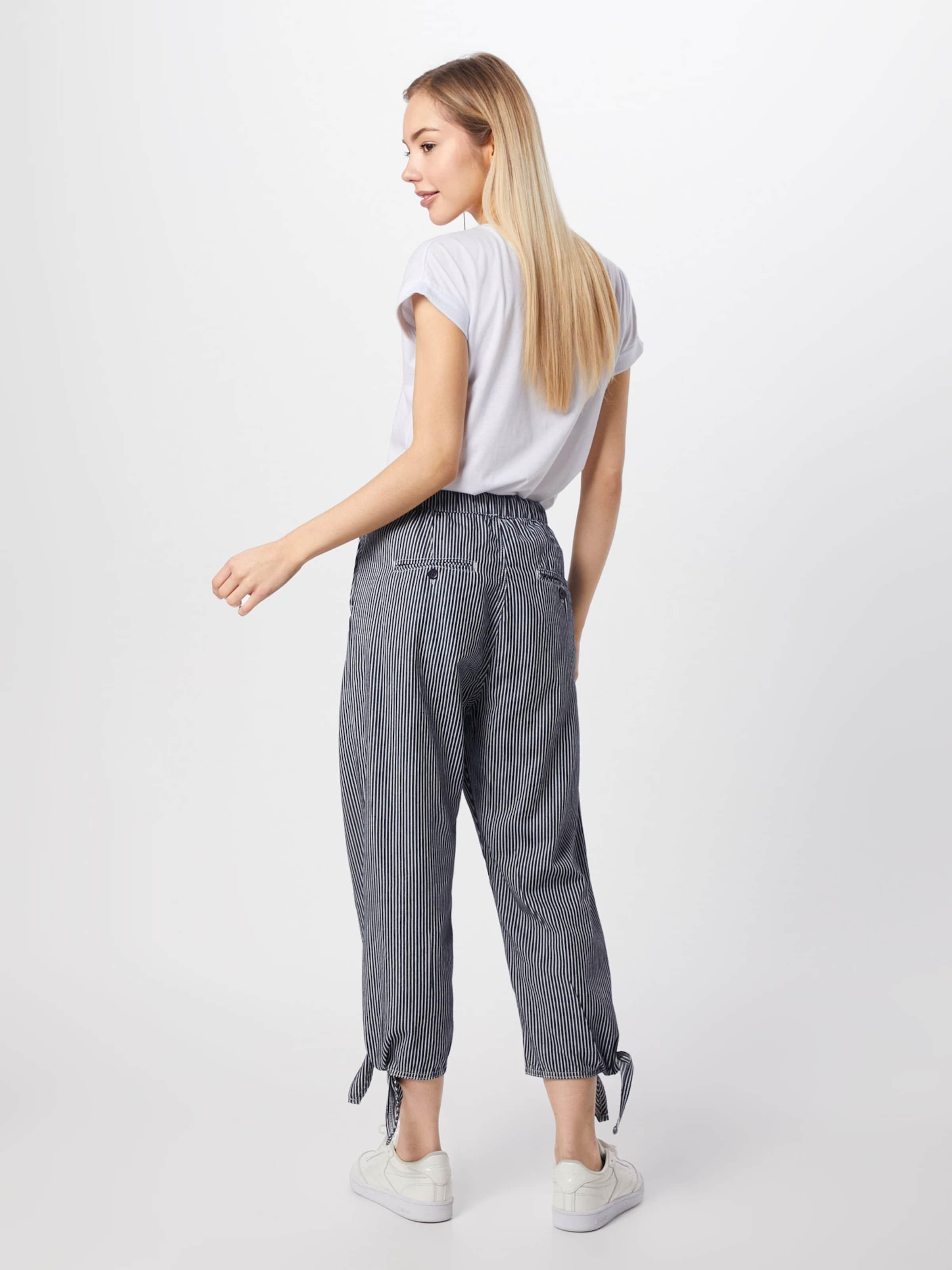 Pepe 'deena' NoirBlanc Pantalon Jeans En clJ3TFK1