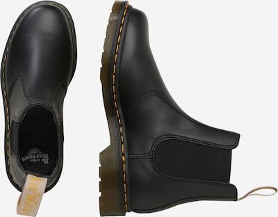 Dr. Martens Chelsea-Boots in schwarz: Seitenansicht