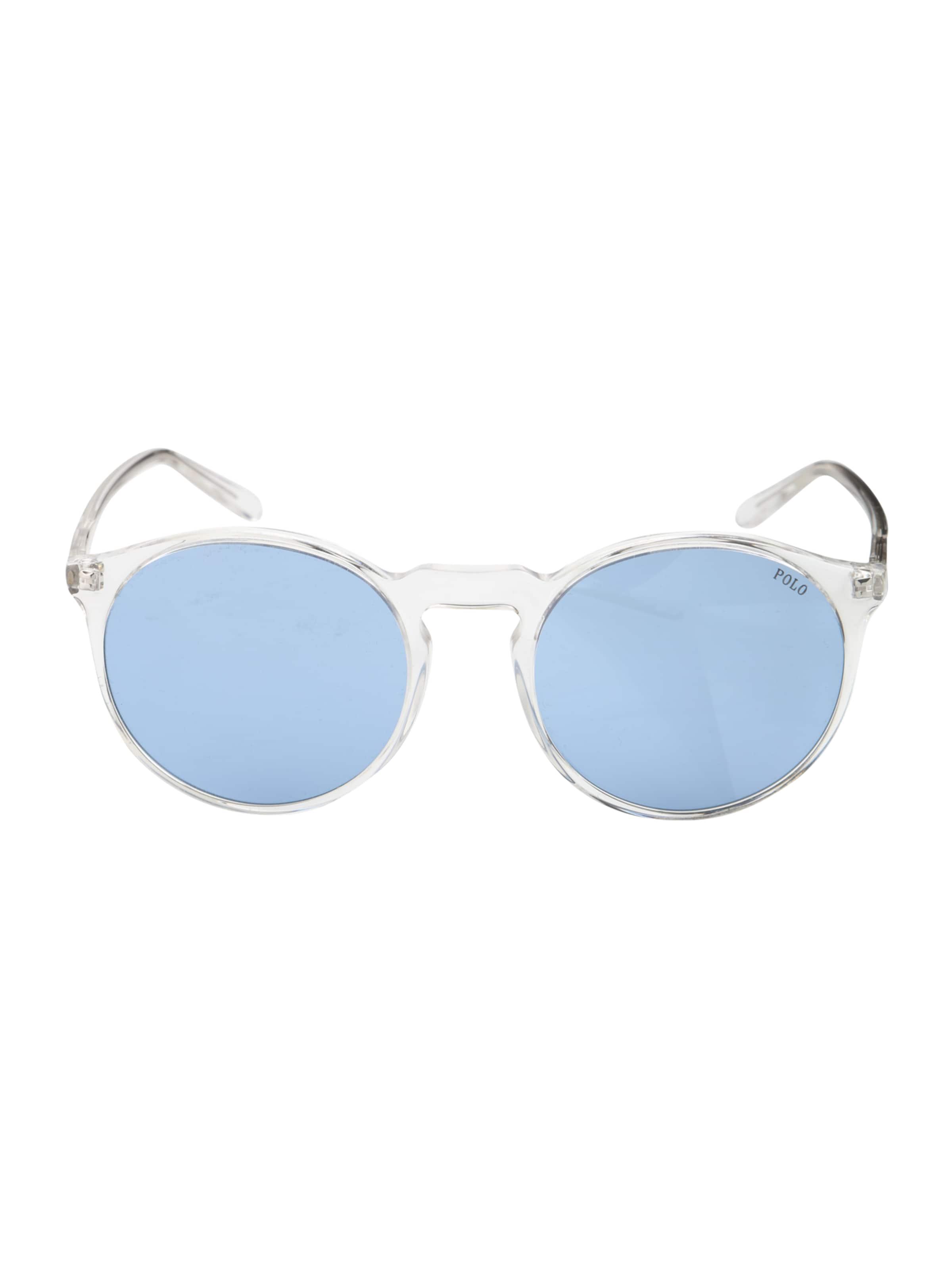 Günstig Kaufen Extrem POLO RALPH LAUREN Casual Sonnenbrille mit Panto-Gestell Online Einkaufen V44FjTE