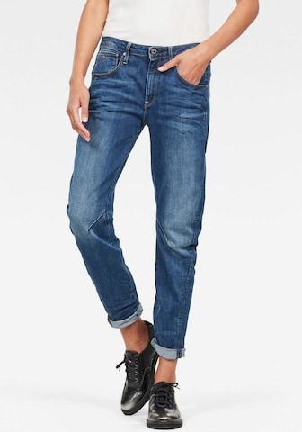 G-Star RAW Jeans 'Arc 3d' in Blau