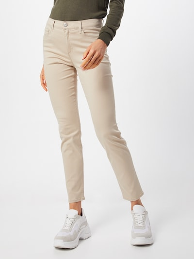 BRAX Jeans 'SHAKIRA' in cappuccino, Modelansicht