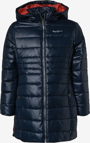 Pepe Jeans Coat in Blue