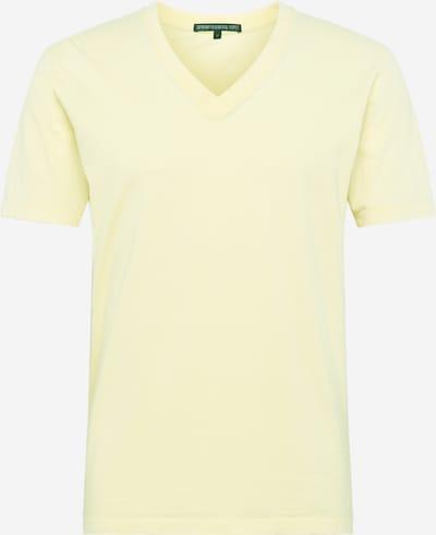DRYKORN Tričko 'LIM' - pastelově žlutá, Produkt
