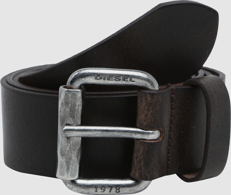 Diesel Leather Belt B-rol