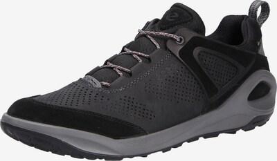 ECCO Sneakers laag in de kleur Donkergrijs / Zwart, Productweergave