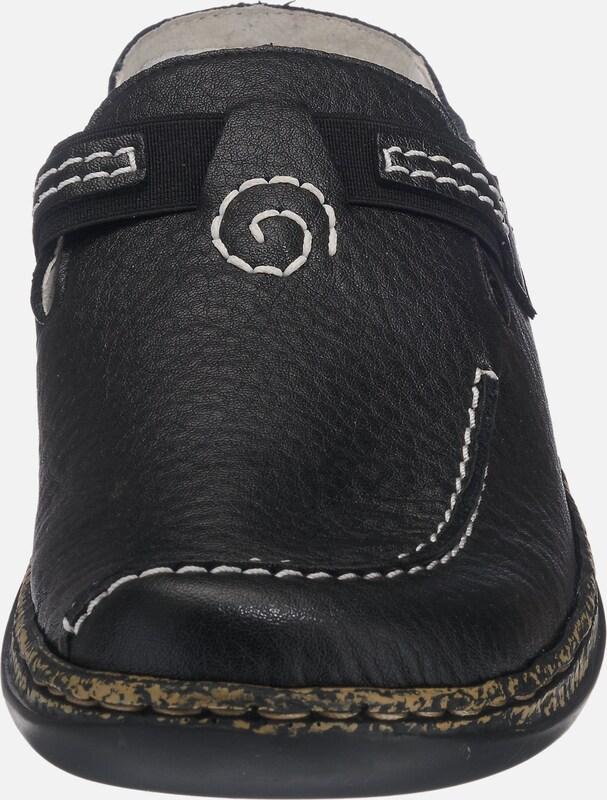 Rieker Clog With Velcro