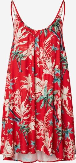 Femi Stories Kleid 'NAYE' in mischfarben / rot, Produktansicht