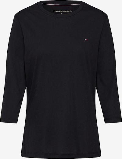 Tricou 'HERITAGE CREW NECK 3' TOMMY HILFIGER pe negru, Vizualizare produs