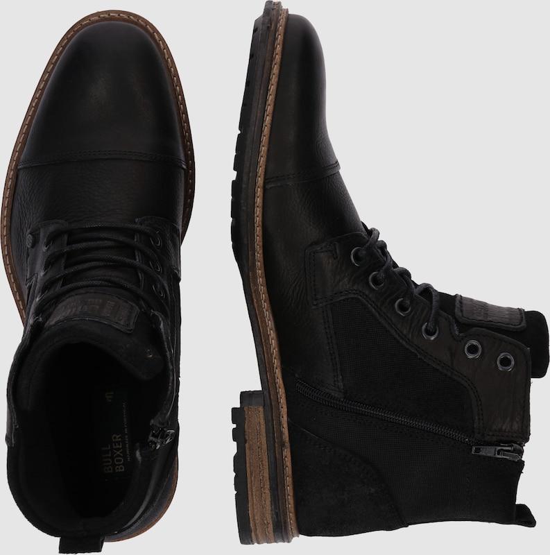 BULLBOXER Schnürstiefelette Günstige und langlebige Schuhe
