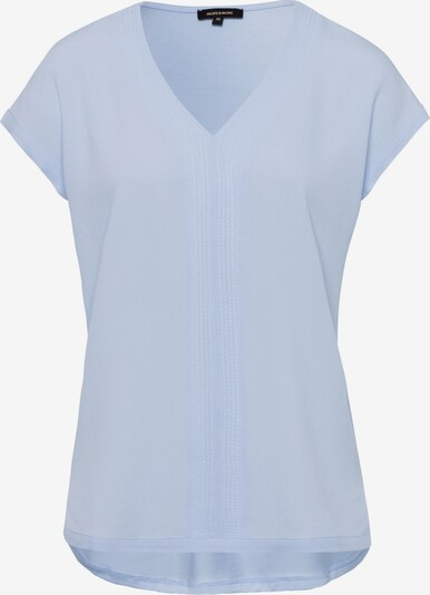 MORE & MORE Blusenshirt in taubenblau, Produktansicht