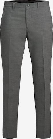 Pantalon à plis JACK & JONES en gris