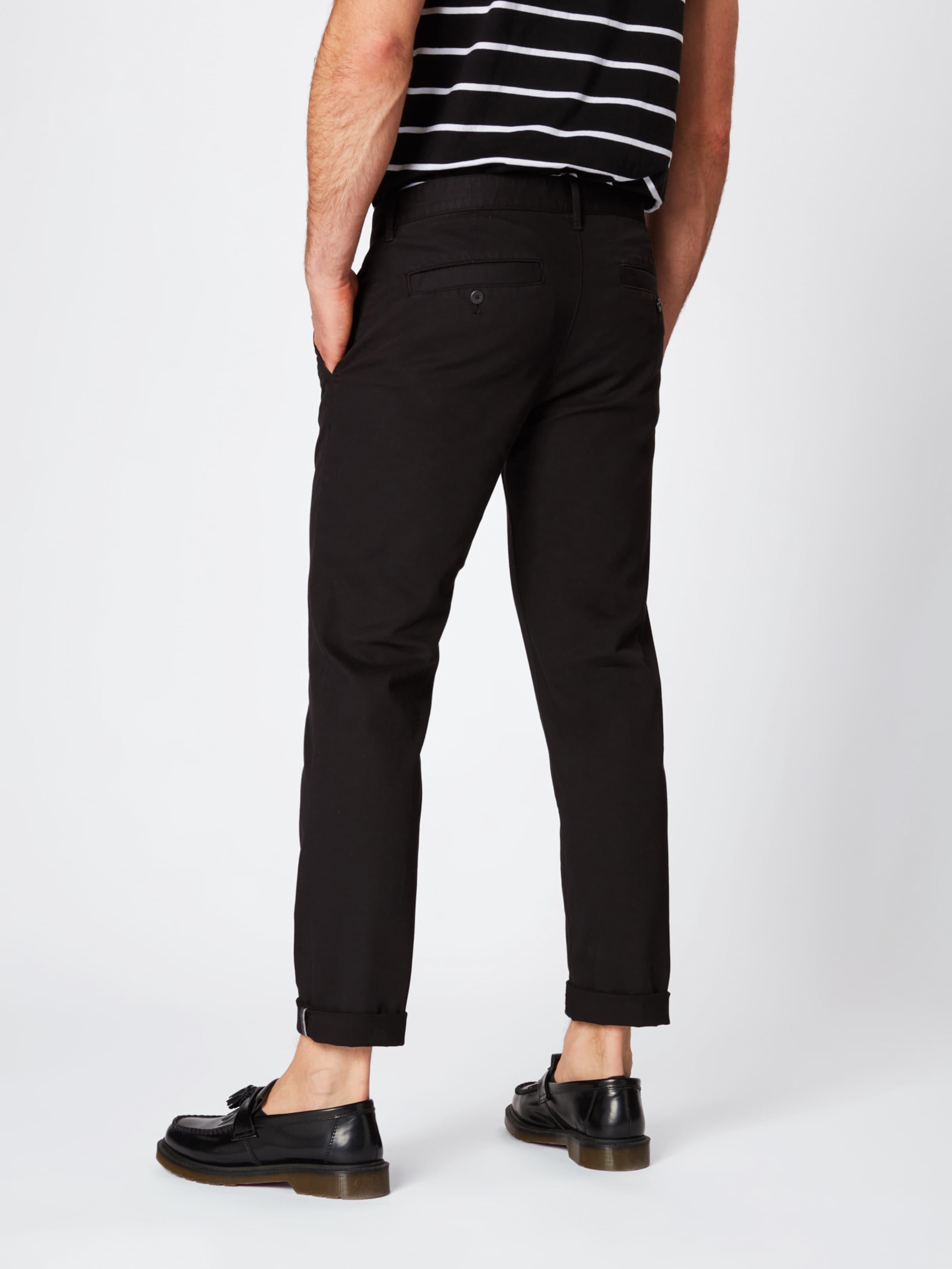 Marc 'stig' O'polo Pantalon En Chino Noir 354LRjAq