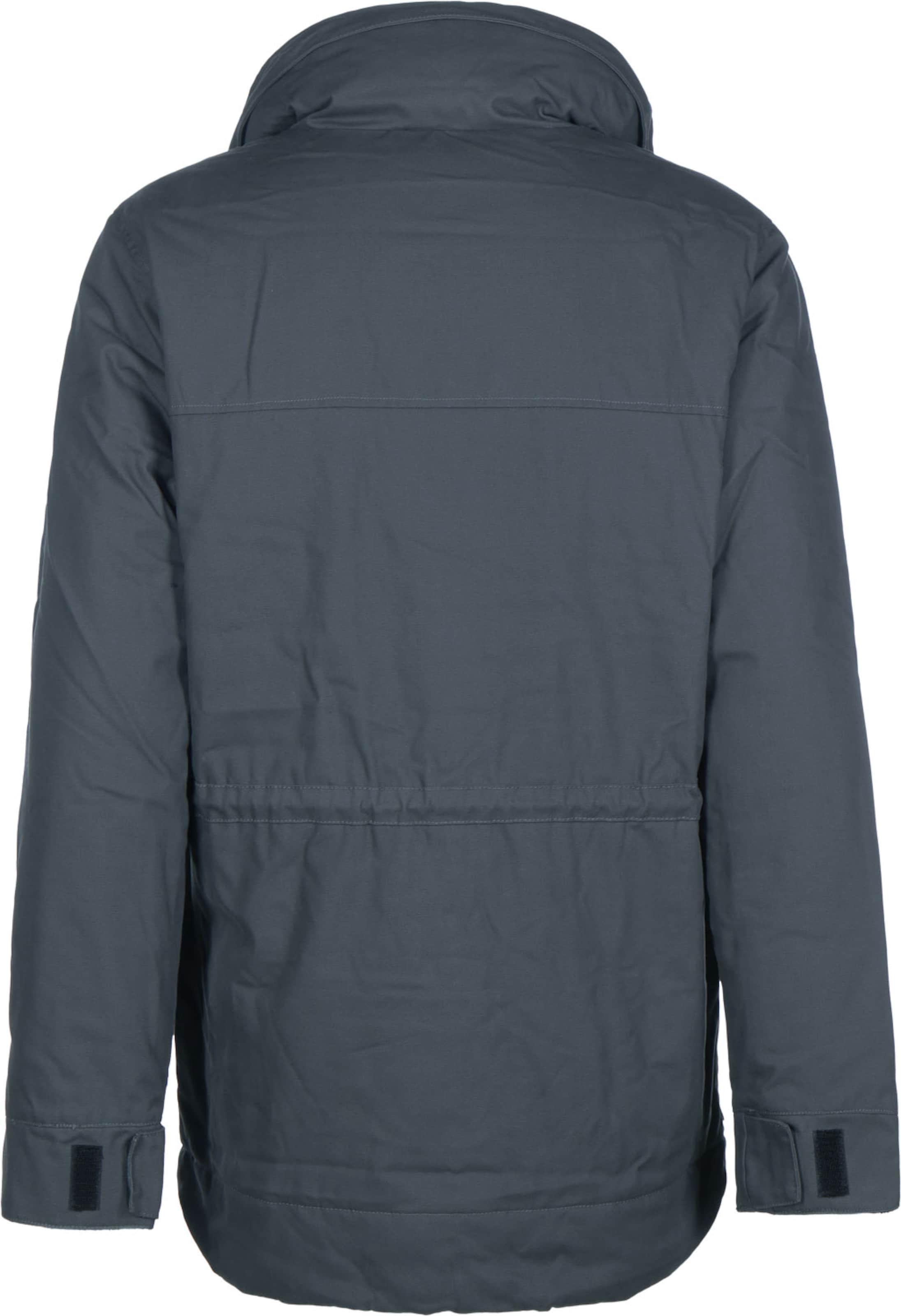 Dunkelgrau Ragwear Freizeitjacke Ragwear 'monk' In 6gfY7yb