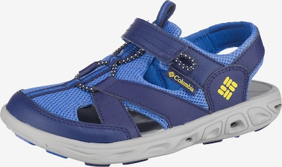 COLUMBIA Outdoorsandalen 'Techsun Wave' in blau / dunkelblau, Produktansicht