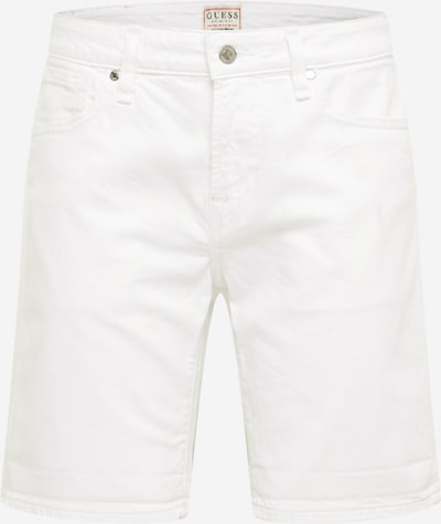 GUESS Jeans 'ANGELS' in de kleur White denim, Productweergave