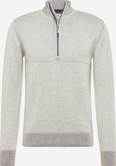 TOM TAILOR Pullover in creme / grau, Produktansicht