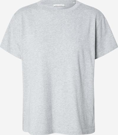 Marc O'Polo Shirt in hellgrau / graumeliert, Produktansicht