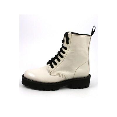 Alpe Stiefel in naturweiß, Produktansicht
