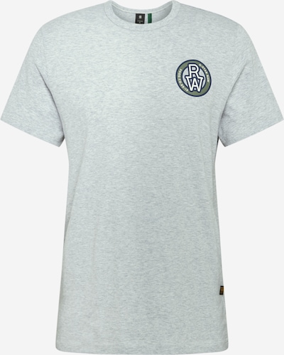 G-Star RAW T-Shirt in hellgrau, Produktansicht