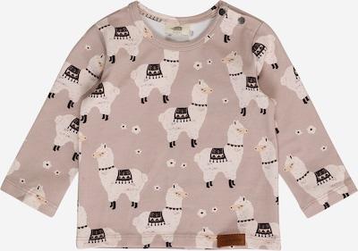 Walkiddy Shirt in hellbeige / mischfarben, Produktansicht