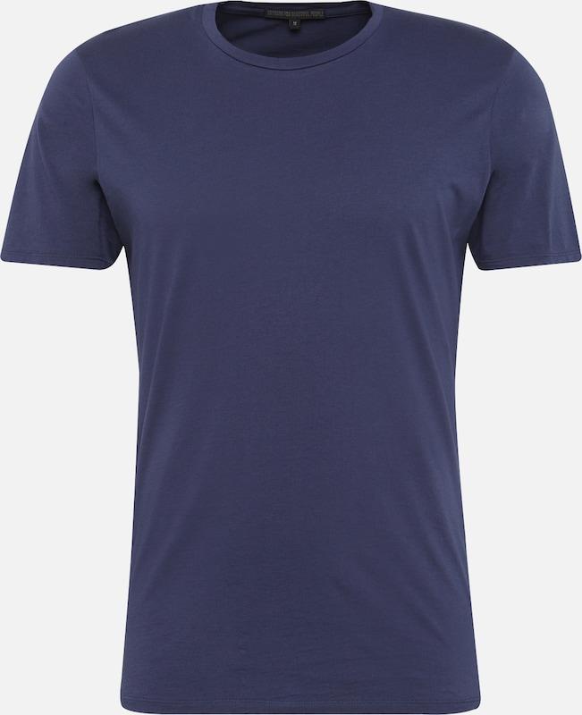 T Drykorn Bleu 'carlo' shirt En A4j5RL