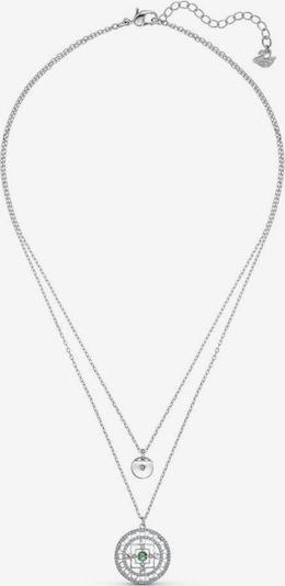 Swarovski Kette 'Symbolic Mandala' in grau, Produktansicht