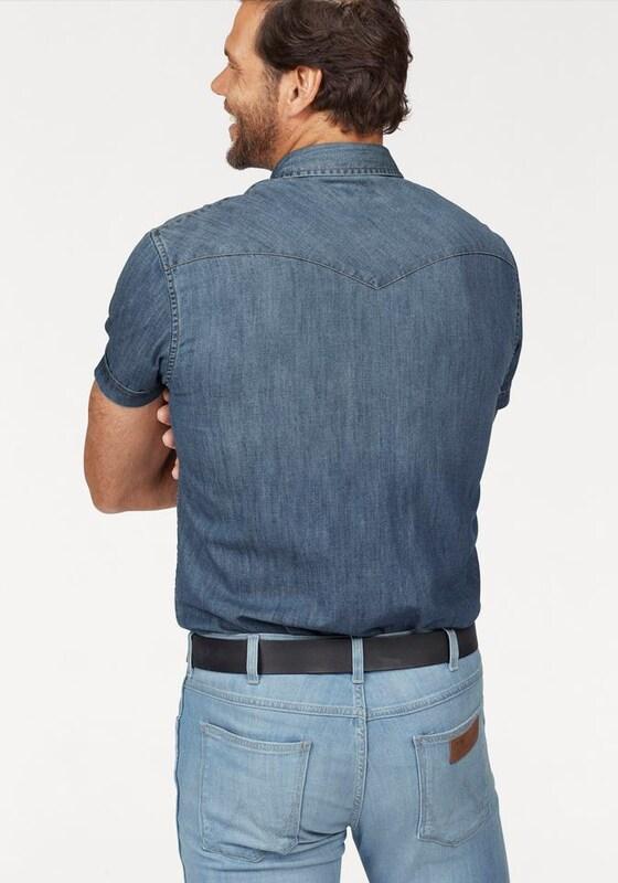 WRANGLER Jeanshemd 'Western Shirt'