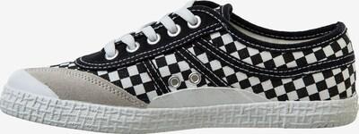 KAWASAKI Sneaker 'K-Players Star' in schwarz / weiß, Produktansicht