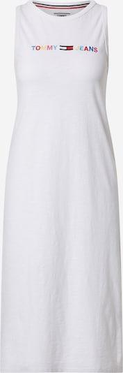 Tommy Jeans Robe d'été en mélange de couleurs / blanc, Vue avec produit