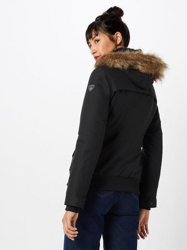 Ragwear Winterjacke 'Wooki' in in in schwarz  Neuer Aktionsrabatt b454e7