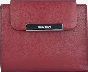 GERRY WEBER Geldbörse 'Vigo' in Rot