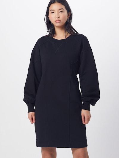 DIESEL Šaty 'D-THUS' - černá, Model/ka