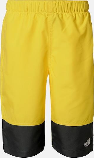 THE NORTH FACE Badehose in gelb / schwarz, Produktansicht