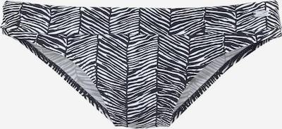 VENICE BEACH Bikini apakšdaļa 'Sugar' melns / balts, Preces skats