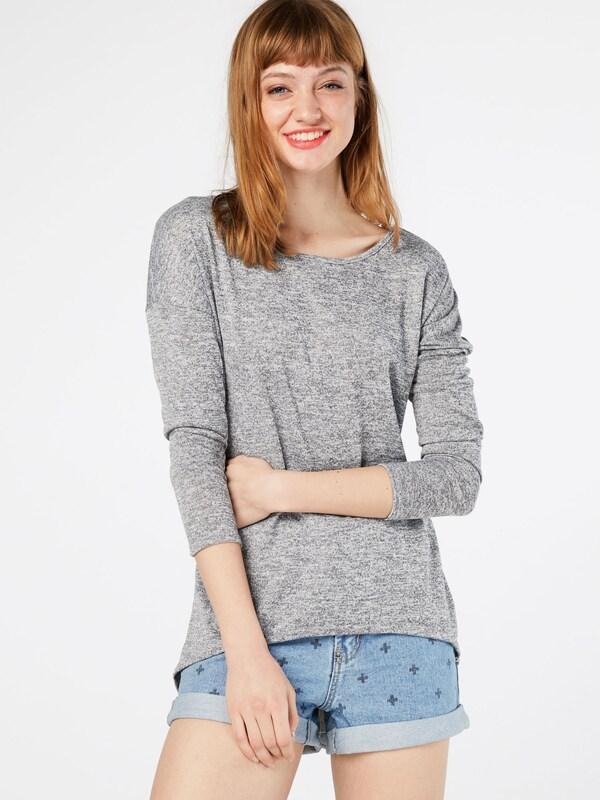 Boohoo Shirt mit Knotenoptik