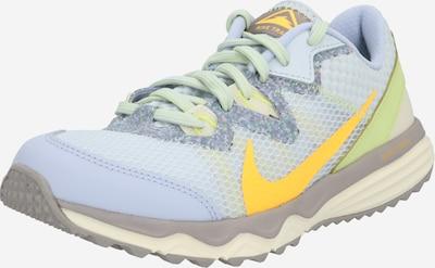 NIKE Sport-Schuhe in hellblau / orange, Produktansicht