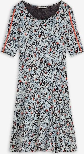 Sandwich Kleid in anthrazit / mischfarben, Produktansicht