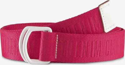 TOM TAILOR DENIM Stoffgürtel in pink, Produktansicht