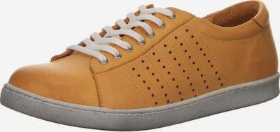 ANDREA CONTI Sneakers in hellbraun / weiß, Produktansicht