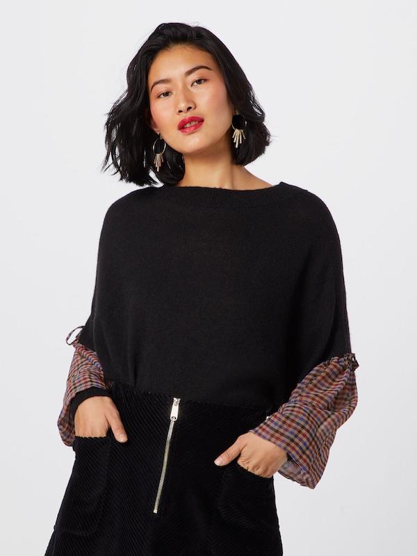 LIU JO JEANS Pullover in schwarz  Mode neue Kleidung Kleidung Kleidung 291adf