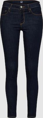 GAP Jeans 'SCULPT TR' in Blauw denim