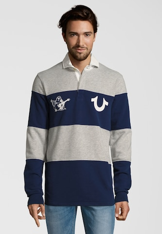 True Religion Sweatshirt in Grau
