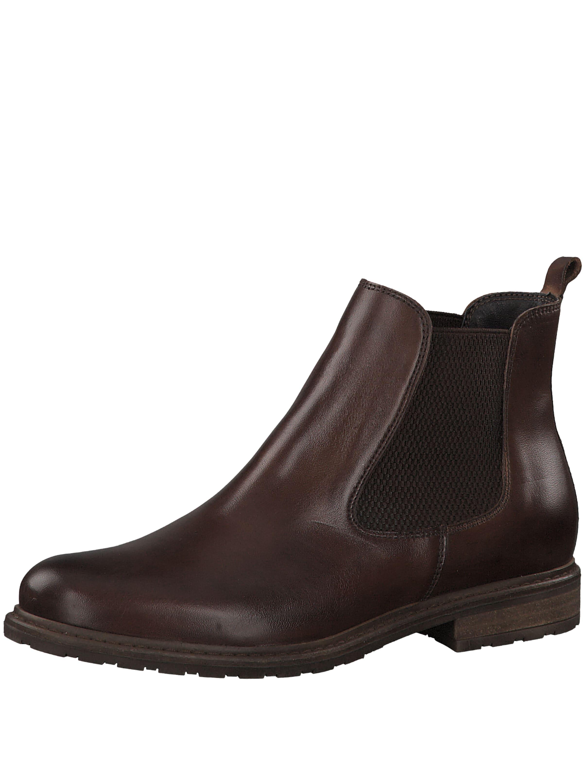 En Tamaris Chelsea Tamaris Marron Boots tCsQrdh