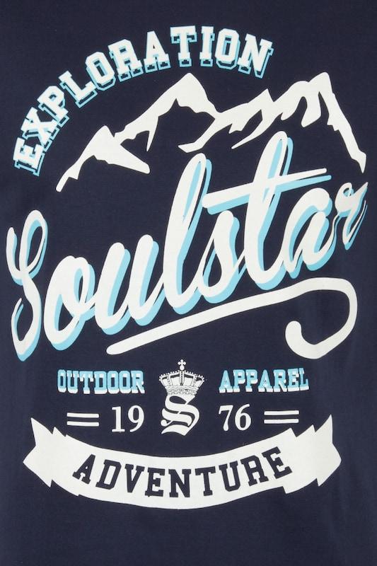 T Soulstar shirt Blau Blau Soulstar Soulstar Blau shirt T Soulstar T T Blau T shirt Soulstar shirt shirt SwFqAUS