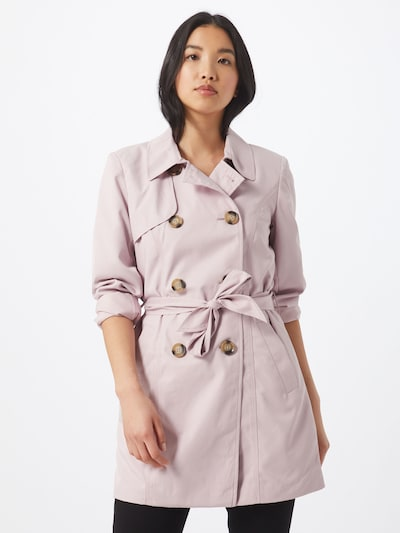 ONLY Trenchcoat 'Valerie' in flieder, Modelansicht