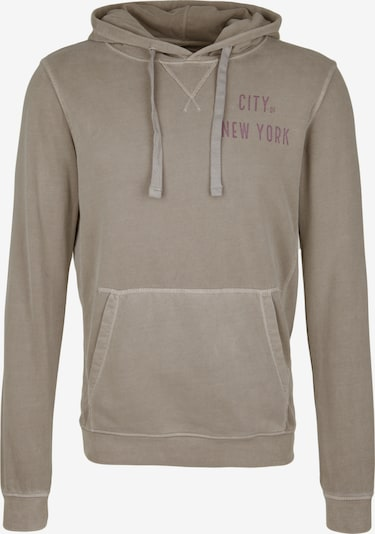 BETTER RICH Sweatshirt 'HOODY NYC' in braun, Produktansicht