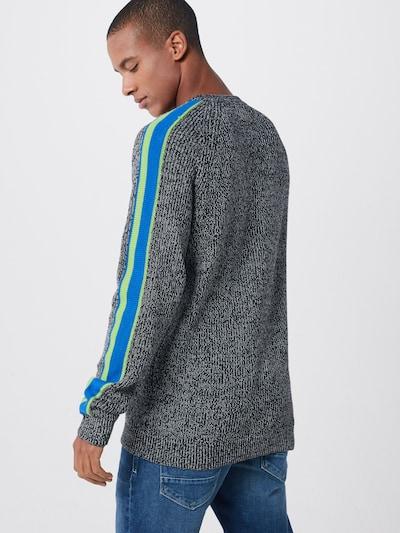 Only & Sons Pullover 'SIMON' in grau: Rückansicht