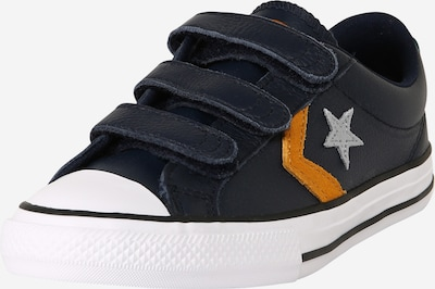CONVERSE Sneaker 'Star Player 3v Ox' in navy / orange, Produktansicht
