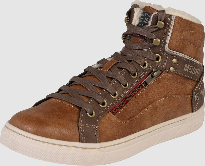 Haltbare Mode billige Schuhe MUSTANG | Stiefelette Schuhe Gut getragene Schuhe