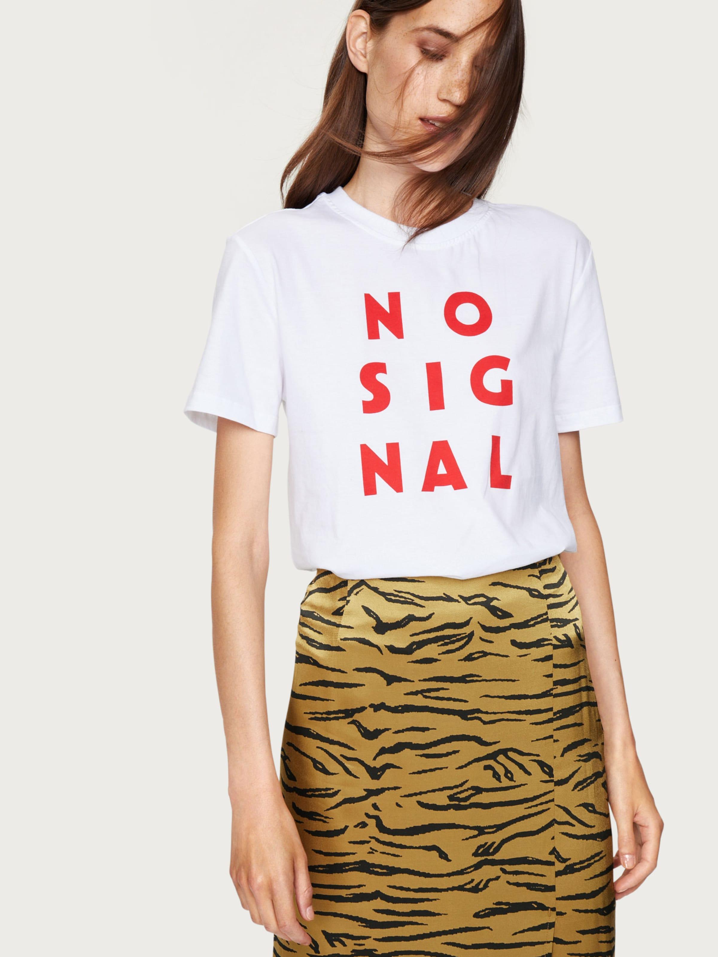 Limitierter Auflage Zum Verkauf EDITED the label T-Shirt 'Nora' Online Einkaufen YlsUr3NY